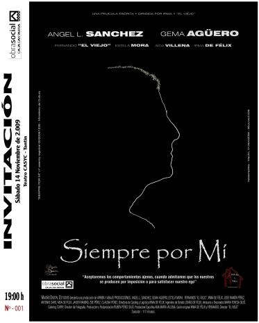 Invitacion estreno SPM Tantin