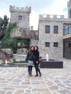 Castillo Avila entrada
