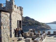 Torre del castillo de Avila