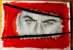Mirada en rojo