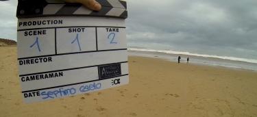 Claqueta playa