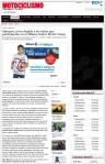 Recorte revista digital Motociclismo